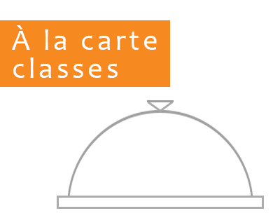 À la carte classes